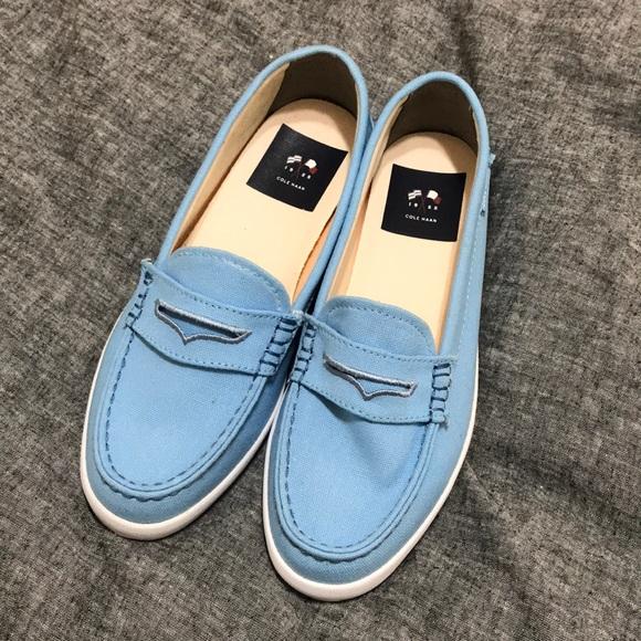 Cole Haan Shoes | Cole Haan Light Blue
